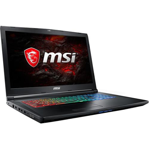 "MSI 17.3"" GP72X Leopard Pro Notebook"