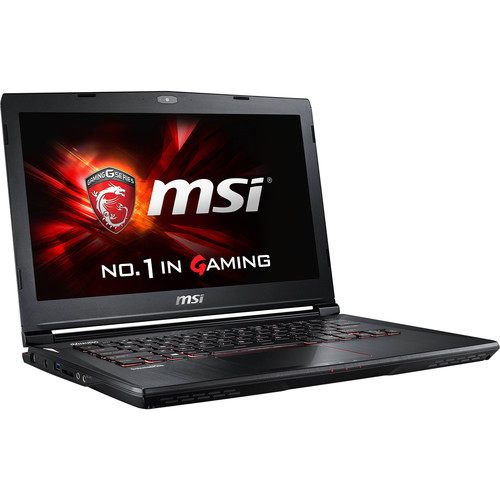 "MSI 14"" GS40 Phantom-001 Gaming Notebook (Aluminum Black)"