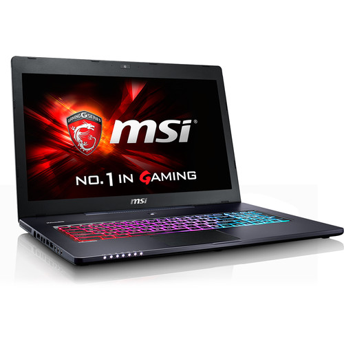 "MSI 17.3"" GS70 Stealth Pro-006 Gaming Notebook (Aluminum Gray)"