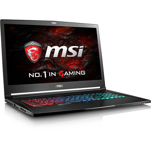 "MSI 17.3"" GS73 Stealth Pro Notebook"