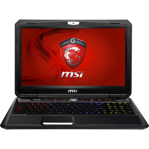 "MSI GT60 2OD-026US 15.6"" Gaming Notebook Computer (Black)"