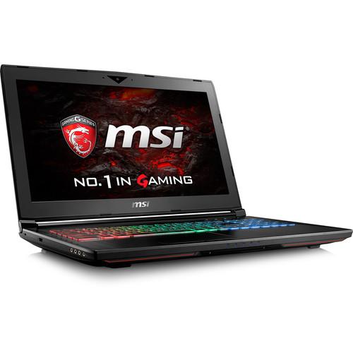 "MSI 15.6"" GT62VR Dominator Pro Notebook"