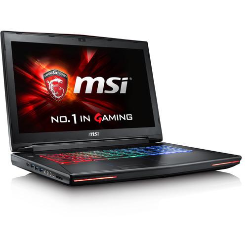 "MSI 17.3"" GT72VR Dominator Notebook"