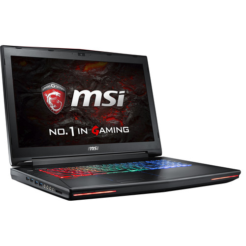 "MSI 17.3"" GT72VR Dominator Pro Notebook"