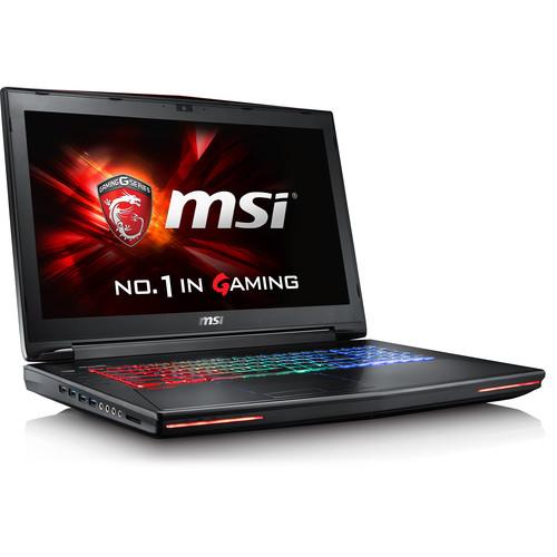 "MSI 17.3"" GT72VR Dominator Pro Notebook"