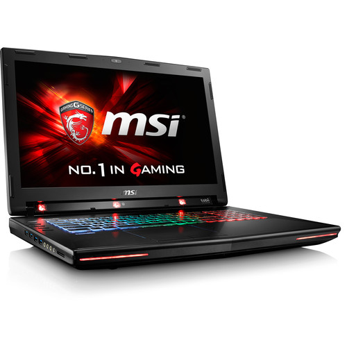 "MSI 17.3"" GT72VR Tobii Notebook"