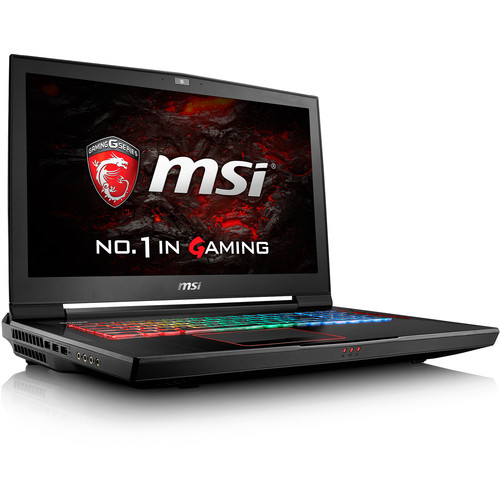 "MSI 17.3"" GT73VR Titan Notebook"