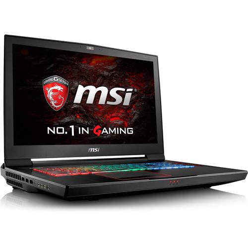 "MSI 17.3"" GT73VR Titan Pro 4K Notebook"