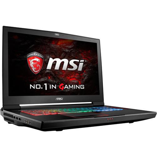 "MSI 17.3"" GT73VR Titan Pro Notebook"