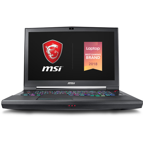 "MSI 17.3"" GT75 4K Titan Gaming Laptop"