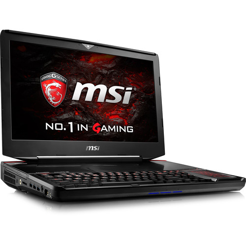 "MSI 18.4"" GT83S Titan SLI Notebook"