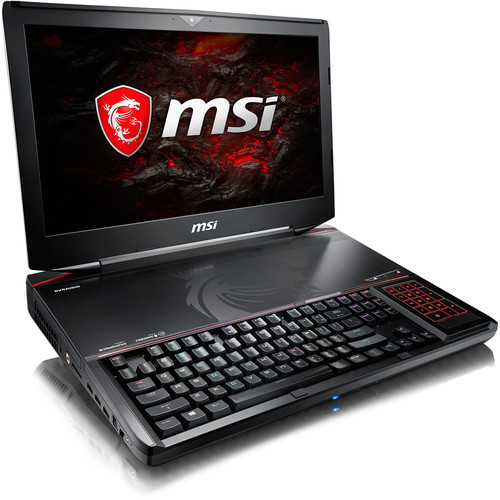 "MSI 18.4"" GT83VR Titan SLI Notebook"
