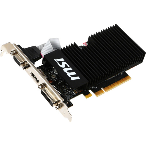 MSI GeForce GT 710 Low Profile Graphics Card