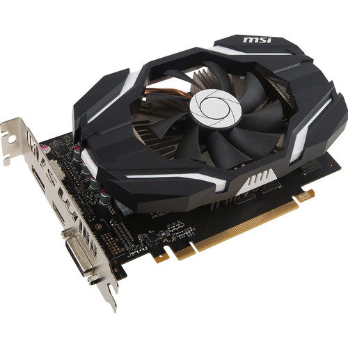 MSI GeForce GTX 1060 3G OCV1 Graphics Card