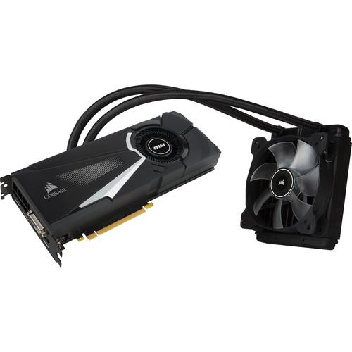 MSI GeForce GTX 1070 SEA HAWK X Graphics Card