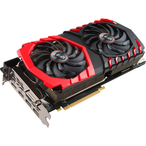 MSI GeForce GTX 1080 Ti GAMING X 11G Graphics Card
