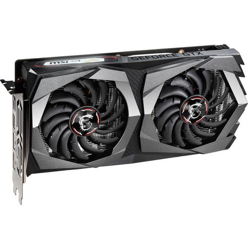 MSI GeForce GTX 1650 GAMING X Graphics Card