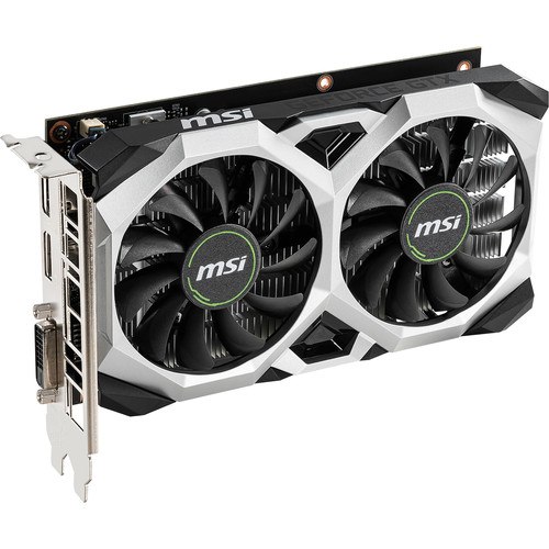 MSI GeForce GTX 1650 VENTUS XS OC Graphics Card