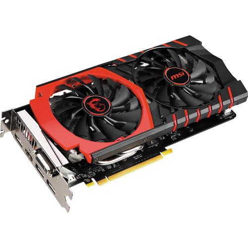 MSI GeForce GTX 960 Gaming 4G Graphics Card