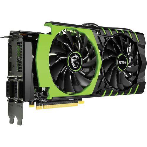 MSI GeForce GTX 970 100 Million Milestone Edition Graphics Card