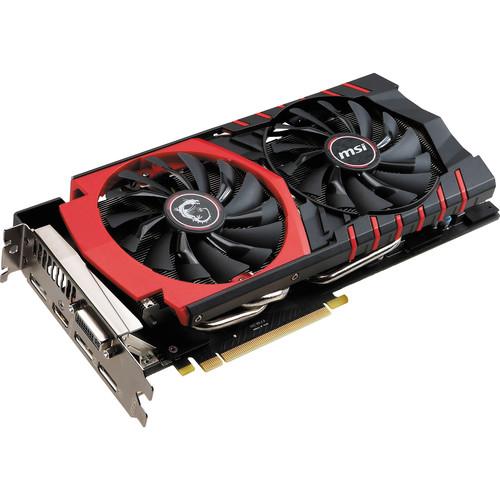 MSI GeForce GTX 980 Gaming 4G Graphics Card