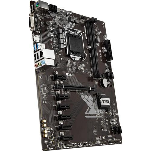 MSI H310-A Pro LGA 1151 ATX Motherboard