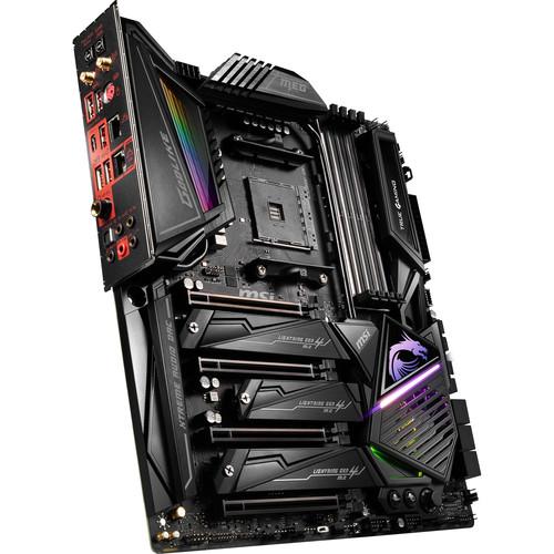 MSI MEG X570 GODLIKE AM4 E-ATX Motherboard