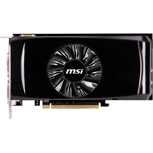 MSI N550GTXTI GRAPHIC CARD /1024MB GDDR5