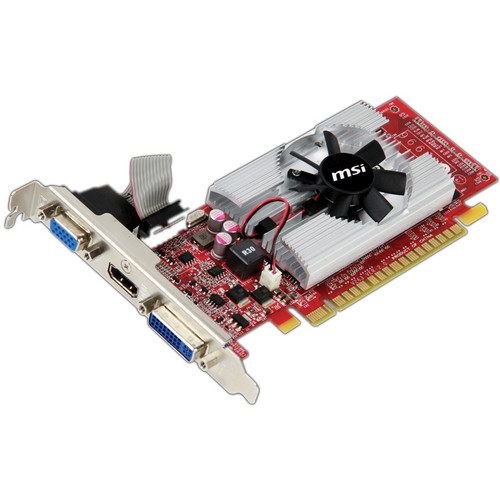 MSI GeForce GT 610 Graphics Card