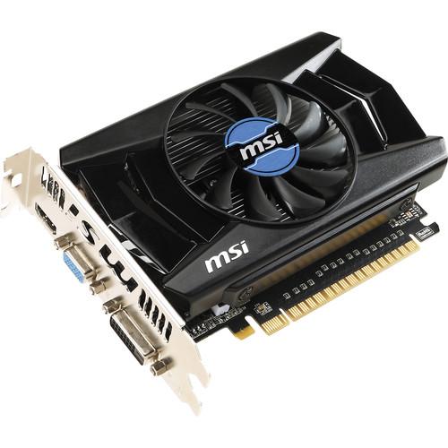 MSI GeForce GTX 750 Ti Graphics Card