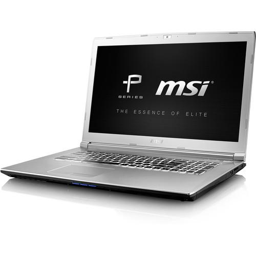 "MSI 17.3"" PE70 Notebook"