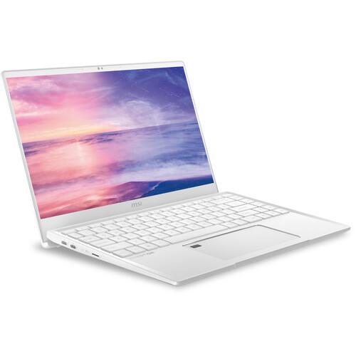 """MSI 14"""" Prestige 14 Laptop (White)"""