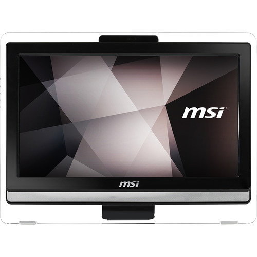 """MSI 19.5"""" PRO 20EX 8GL Multi-Touch All-in-One Desktop Computer"""