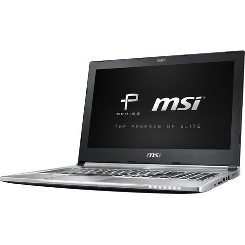 """MSI 15.6"""" PX60 Prestige Notebook (Aluminum Silver)"""