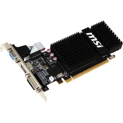 MSI Radeon HD 6450 Graphics Card