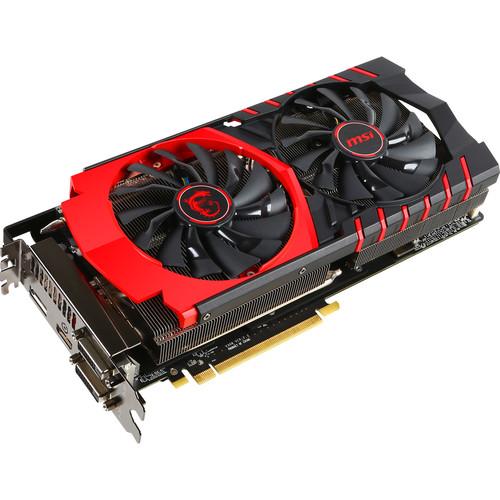 MSI Radeon R9 390X Gaming 8G Graphics Card
