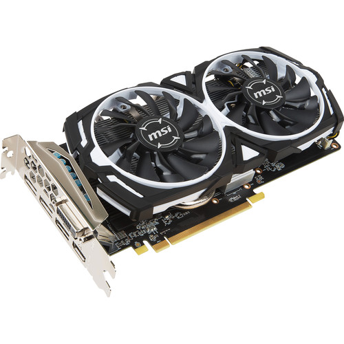 MSI Radeon RX 470 ARMOR 4G OC Graphics Card