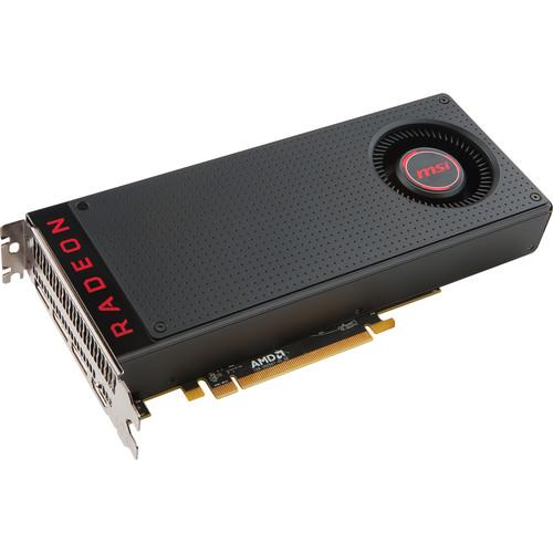 MSI Radeon RX 480 8G Graphics Card
