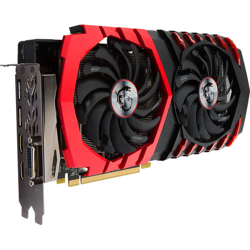 MSI Radeon RX 480 Gaming X 8G Graphics Card