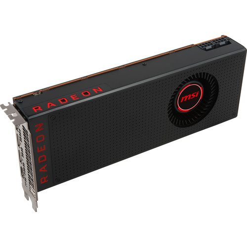 MSI Radeon RX Vega 64 8G Graphics Card