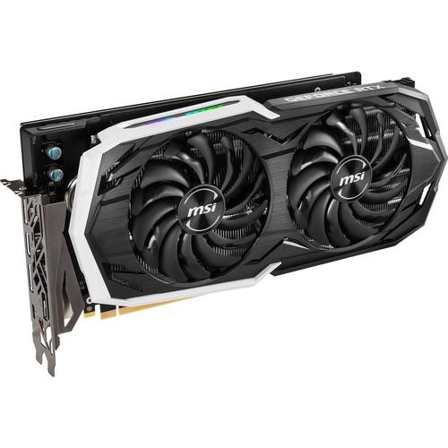 MSI GeForce RTX 2070 ARMOR OC Graphics Card