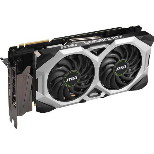 MSI GeForce RTX 2080 SUPER VENTUS XS OC Graphics Card