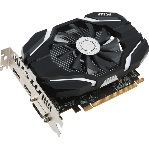 MSI Radeon RX 460 2G OC Graphics Card