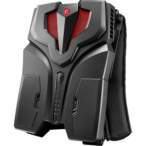 MSI VR ONE Backpack Computer