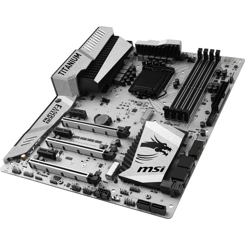 MSI Z170A MPower Gaming Titanium LGA 1151 ATX Motherboard