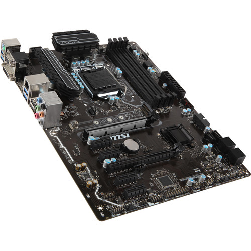 MSI Z270-A PRO LGA 1151 Intel Z270 ATX Motherboards