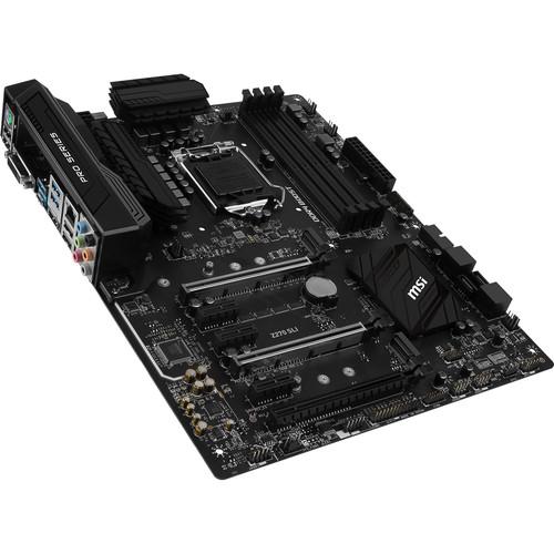 MSI Z270 SLI LGA1151 ATX Motherboard
