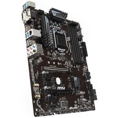 MSI Z370-A Pro Motherboard