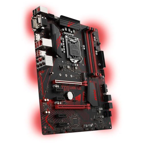 MSI Z370 Gaming Plus LGA 1151 ATX Motherboard