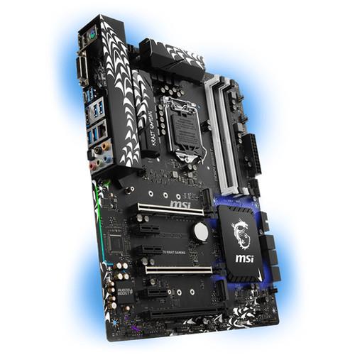 MSI Z370 Krait Gaming  Motherboard